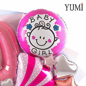 Букет на выписку из роддома для девочки, фото 2