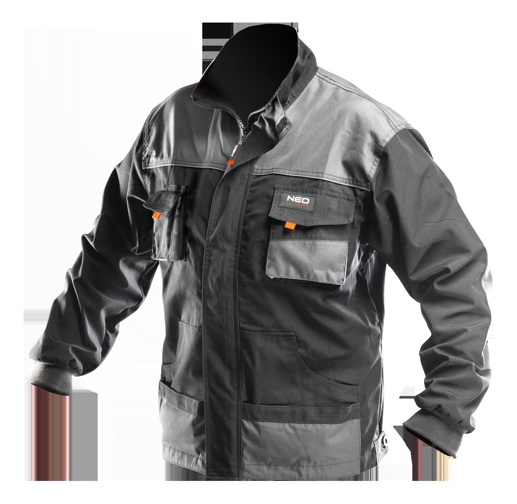 Рабочая блуза 81210 , 35% хлопок, 65% полиэстер, усиления из ткани Oxford NEO TOOLS S