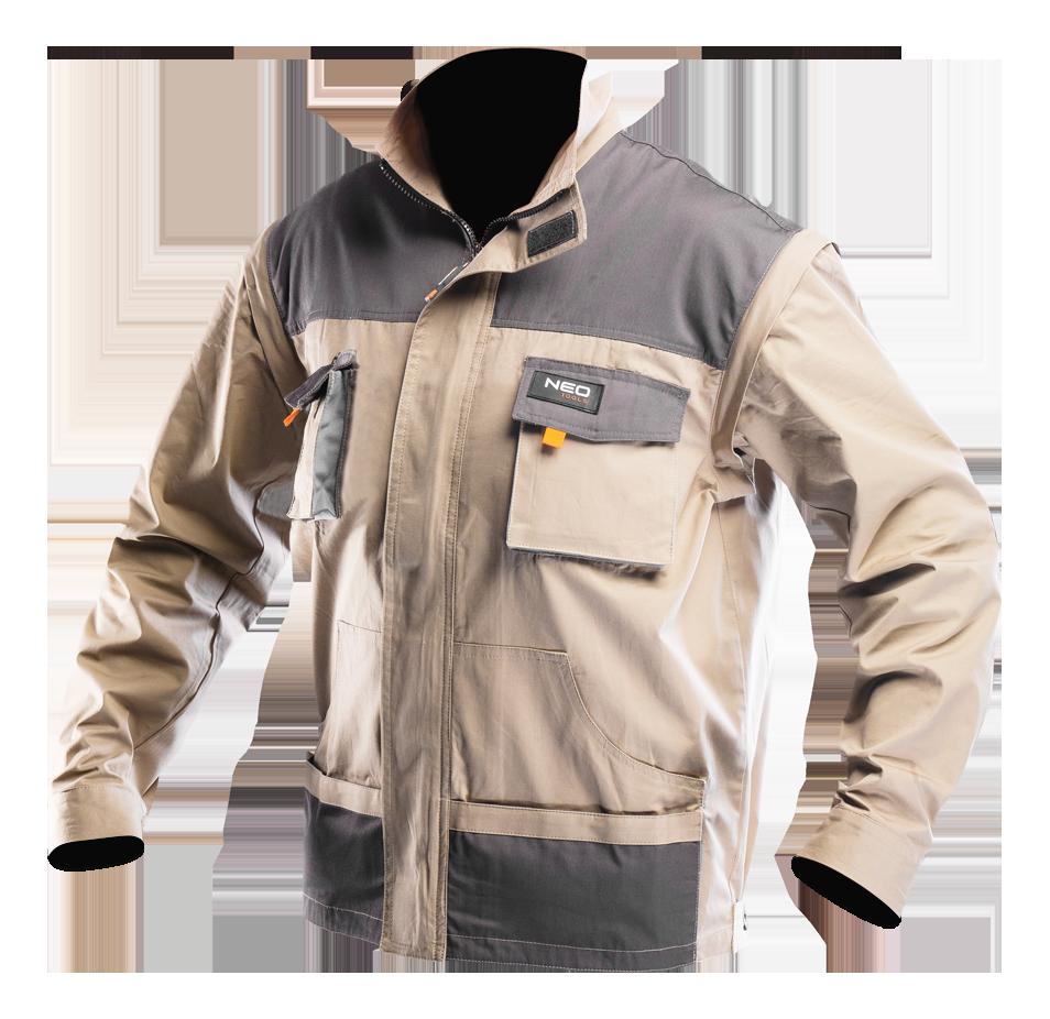 Рабочая куртка 81310  2 в 1, 100% хлопок NEO TOOLS M