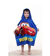 Полотенце-пончо детское 60*120