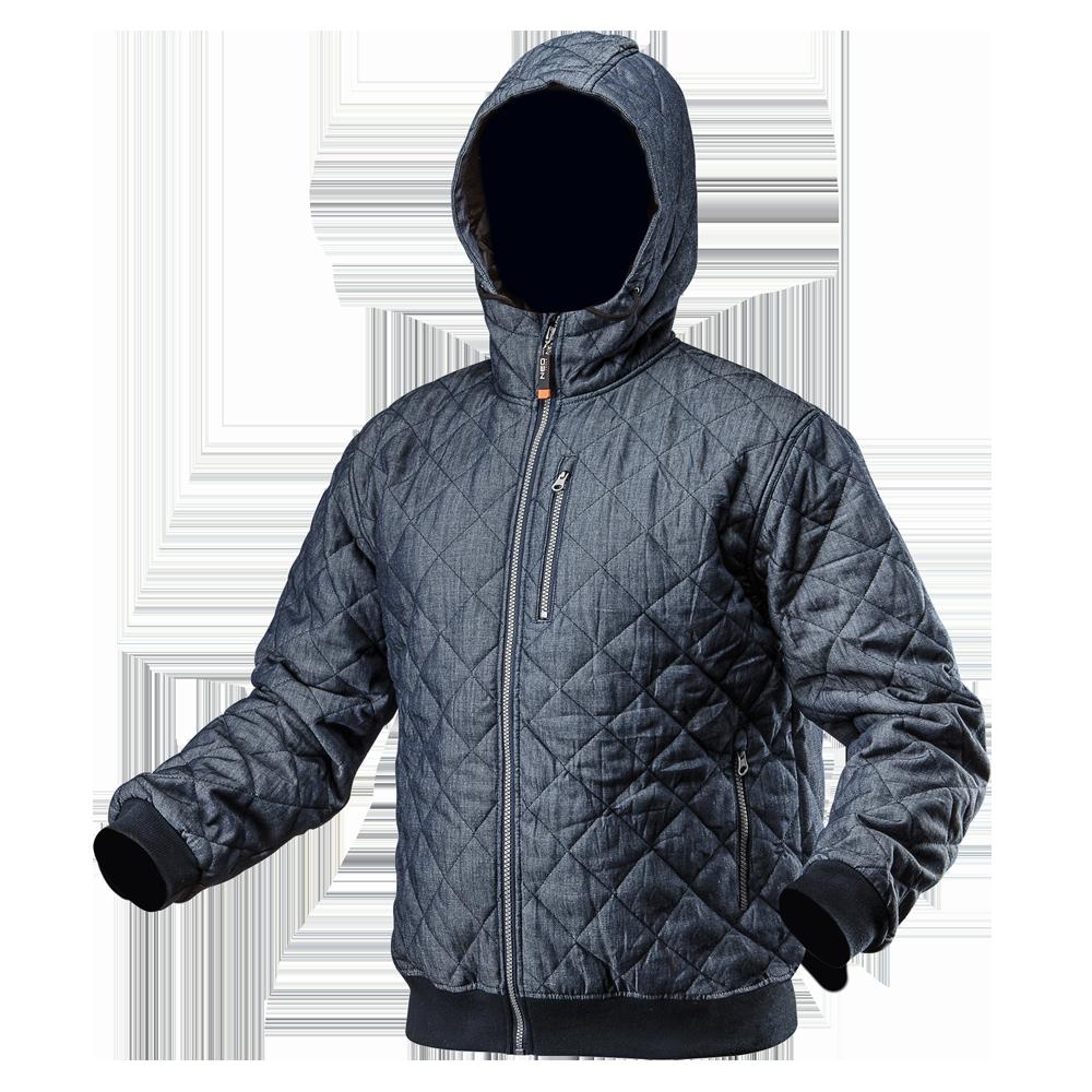Стеганая рабочая куртка 81554, хлопок 70% и полиэстер 30% NEO TOOLS L