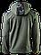 Куртка 81553 сшита из высококачественного материала softshell, с капюшоном NEO TOOLS, фото 9
