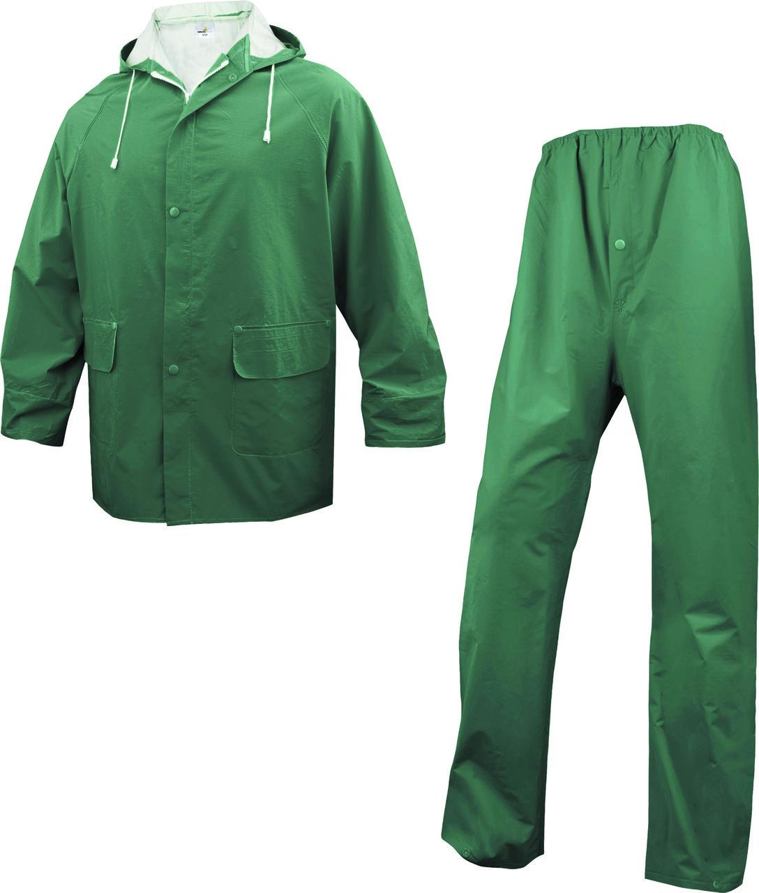 Костюм влагозащитный DELTA PLUS EN304 (зеленый)