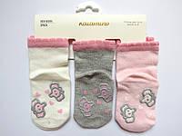 Летние носки для новорожденных с тормозками (6-12,12-18 мес.) Katamino, Турция