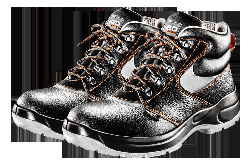 Рабочие ботинки 82020 , кожаные NEO TOOLS 39