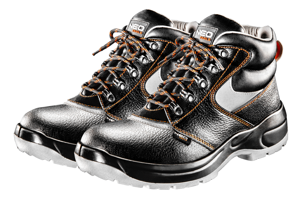 Рабочие ботинки 82020 , кожаные NEO TOOLS 44