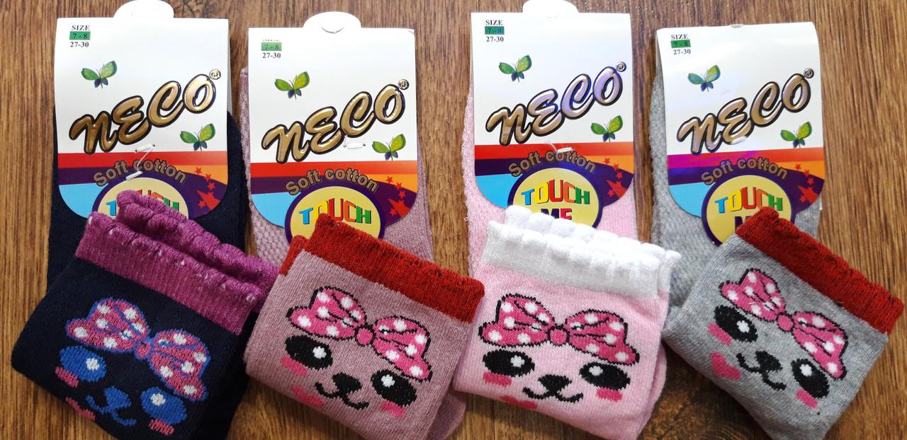 """Шкарпетки дитячі стрейчеві,сітка """"Neco"""",Туреччина дівчинка"""
