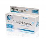 Мемоплюс - Для улучшения концентрации внимания, фокусировки памяти, запоминания,