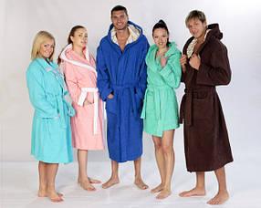 Домашні халати для чоловіків, жінок і дітей