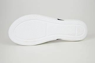Шльопанці білі шкіряні Teona 160, фото 3