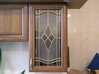 Витраж на кухонный фасад КS-27