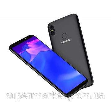 Смартфон Doogee X80 16GB Black, фото 2