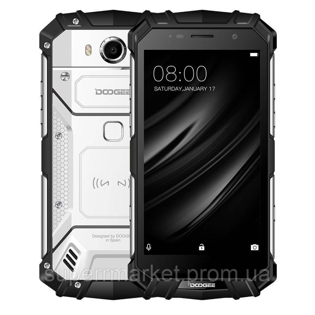 Смартфон  Doogee S60 64GB IP68 Silver