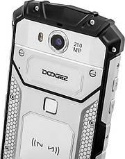 Смартфон  Doogee S60 64GB IP68 Silver, фото 3