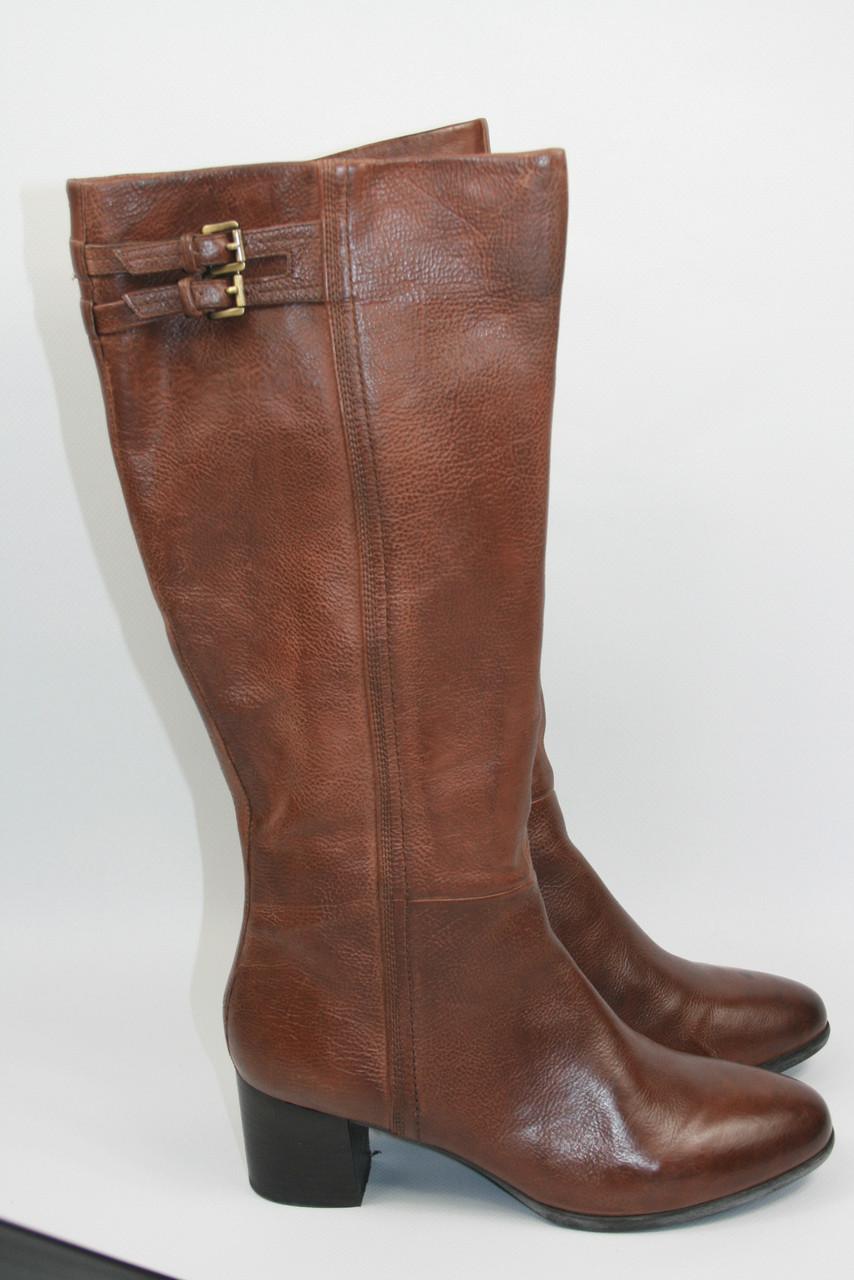04c0f7ad1 Сапоги женские Geox цвет коричневый размер 35 36 41 арт D54G8D000EMC0013 - Интернет  магазин брендовой одежды