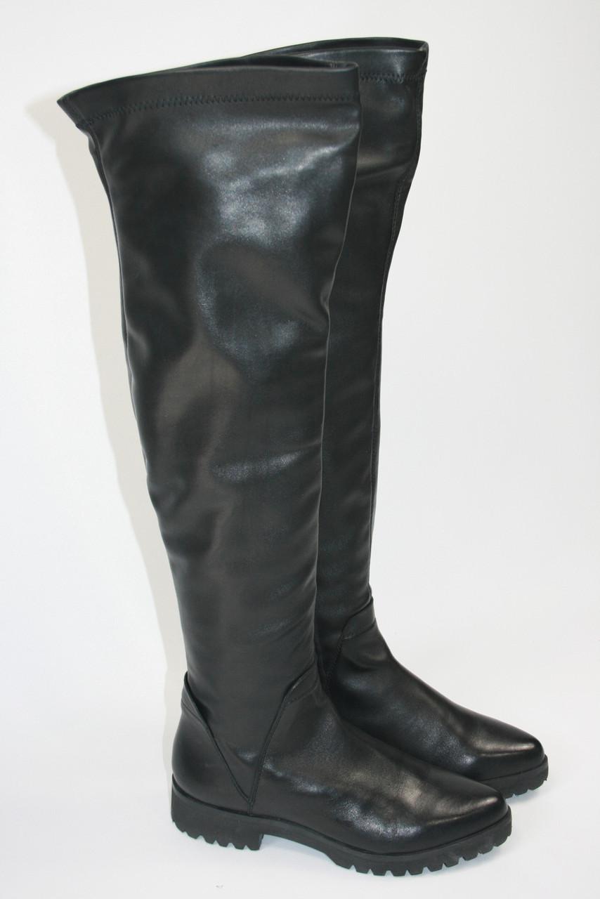 5b64e17f0 Сапоги женские Geox цвет черный размер 35 40 арт D541HD0KFKBC9999 ...