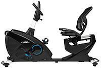 Горизонтальный велотренажер ELITUM LX900 iConsole+ для дома и спортзала