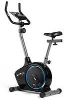 Велотренажер Elitum RX350 black для дома и спортзала