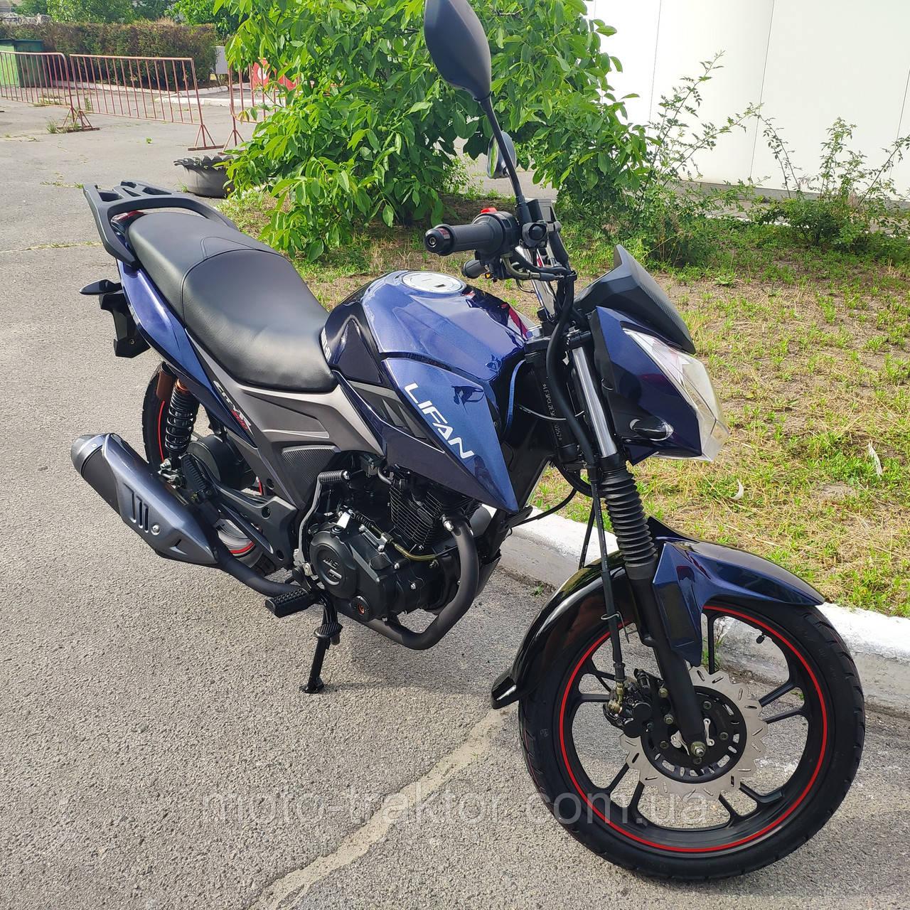 Мотоцикл LIFAN 200 СiTyR