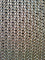 Сетка просечно -вытяжная 4*8, для сбора пыльцы