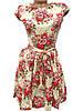 Женское платье из штапеля. Лето 42-44 (в расцветках), фото 3