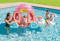 Водный игровой центр Карета 56514 Intex