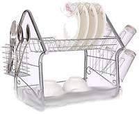 Сушка для посуду Bohmann BH-7335-38 38см(50*32*38)