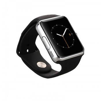 Розумні смарт годинник Smart watch Q7 SP Сріблястий