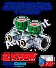 """Koer 1121-2 3/4""""x2 WAYS колектор вентильний з фітингом"""