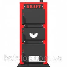 Твердотопливный котел Kraft серии К 12 кВт