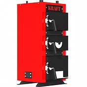 Твердотопливный котел Kraft Е 12 кВт, фото 3