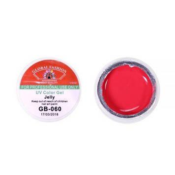 Гель-краска Global 5 ml*12 баночек 060
