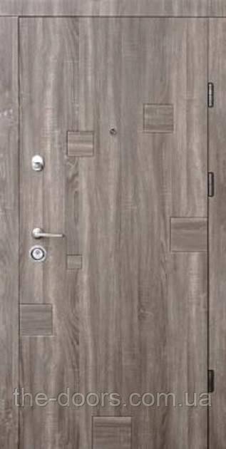 Двери входные Форт модель Флоренция премиум
