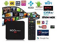 Компактная TV Приставка MXQ PRO 2Gb/16Gb Amlogic S905X