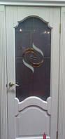 Вітраж дверної KS-36