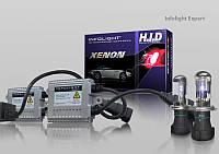 Комплект биксенона Infolight Expert Slim 9-32V, H4 H/L