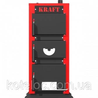 Твердотопливный котел Kraft Е 16 кВт, фото 2