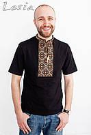 Чоловіча футболка Козацька коричнева