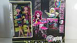 Набор Monster High Крипатерия Клео де Нил и Хоулин Вульф - Creepteria with Cleo de Nile and Howleen Wolf, фото 5