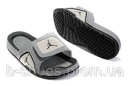 Шлепанцы Air Jordan Hydro 5 Grey/Black