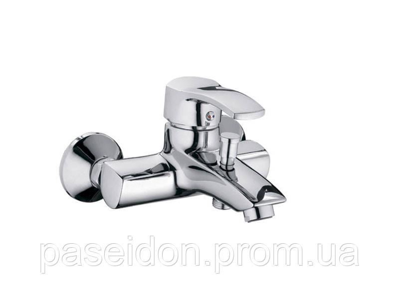 Смеситель для ванны HAIBA FOCUS Chr-009