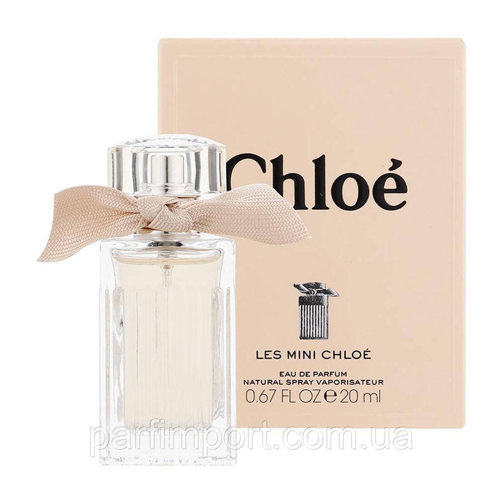 Chloe EDP 20 ml  парфюмированная вода женская (оригинал подлинник  Франция)