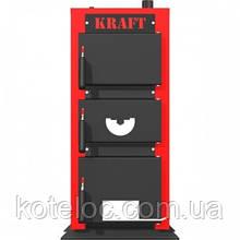 Твердотопливный котел Kraft Е 24 кВт