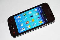 Недорогой смартфон Самсунг S4 GT-I9500 mini. Телефон ан ОС Android. Экрна 4''. WiFi. 2Sim. Код: КТМТ289