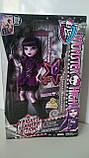 Кукла Monster High Элиссабет Камера,мотор - Frights, Camera, Action! Elissabat, фото 7