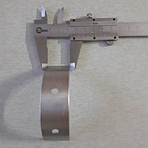 Вкладыши коренные комплект STD двигателя TY295, фото 3