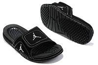Шлепанцы Air Jordan Hydro 5 Black, фото 1