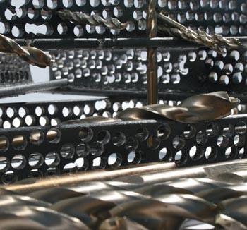 Тест наборов свёрл по металлу