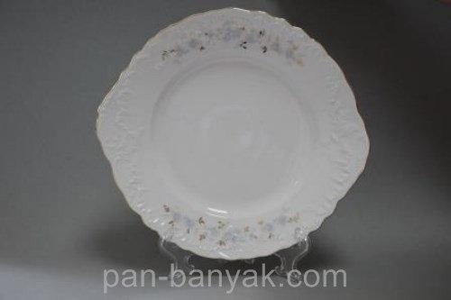 Блюдо для торта Cmielow Rococo 9706 d29 см фарфор (9706)
