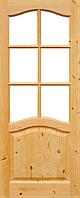 Дверное полотно Ривьера с сучком 2000х700х40 под стекло